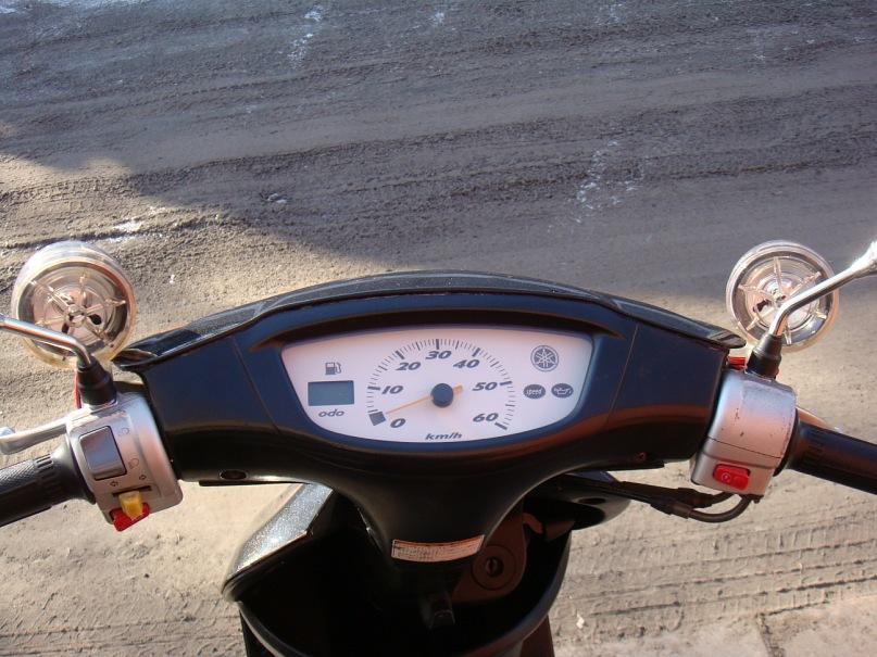 Усилитель на скутер компактный и экномичный.