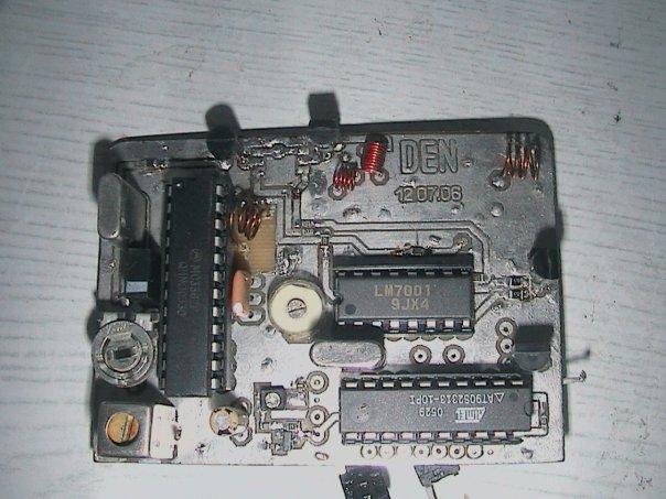 Диплом: синтезатор на основе